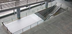 Interior del Auditorio Palacio de Congresos Mar de Vigo