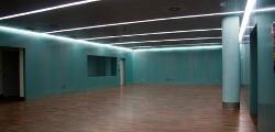 Interior de una de las salas del Auditorio Palacio de Congresos Mar de Vigo