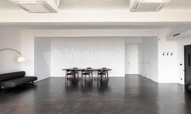 Interior 8 en Ático Studios