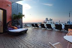 Azotea Hotel Indigo Gran Vía