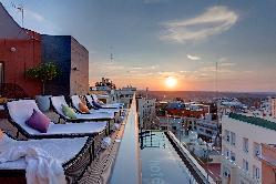 Azotea Hotel Indigo