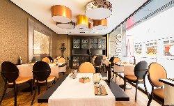 Restaurante el Gato Canalla en el Hotel Indigo
