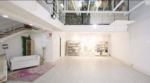 Sala Madrid en la planta Baja