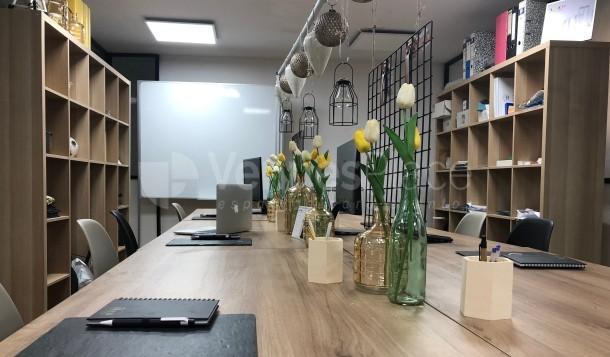 Coworking Classroom en planta segunda