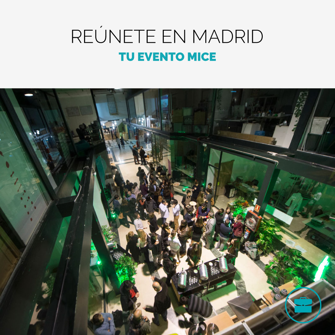 Eventos MICE en Madrid