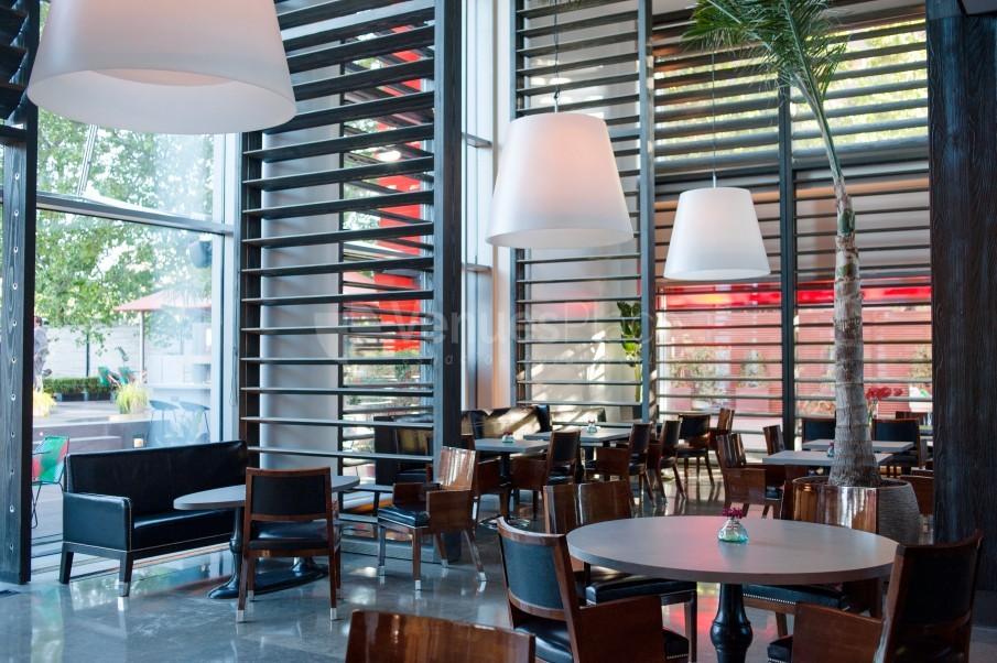 Interior 5 en Hotel Puerta América