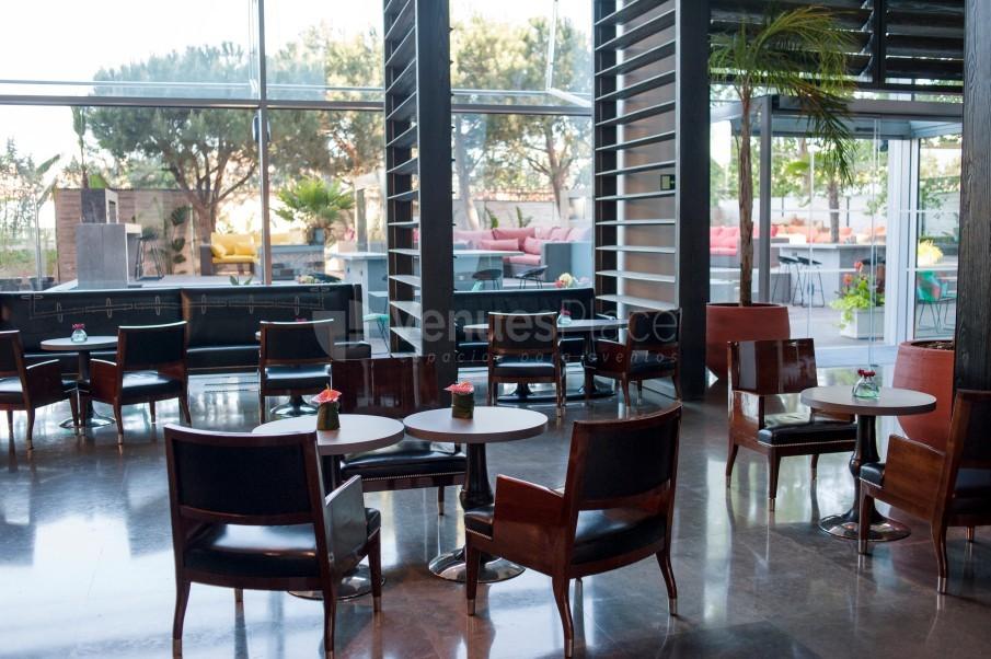 Interior 3 en Hotel Puerta América