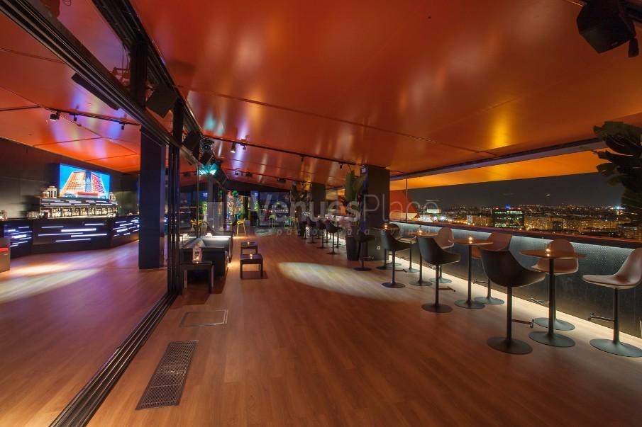 Interior 13 en Hotel Puerta América