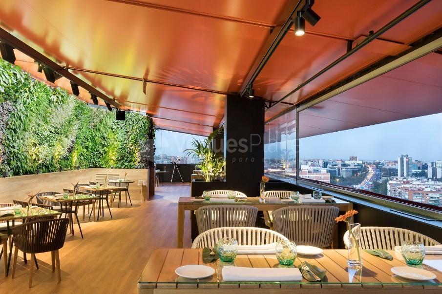 Interior 19 en Hotel Puerta América