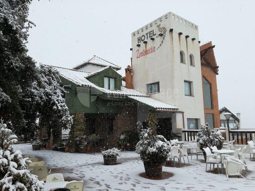 Tu boda ideal en invierno en Hotel Zerbinetta