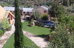 Jardines perfectos para celebraciones en Hotel Zerbinetta.