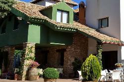 Terraza de Hotel Zerbinetta.