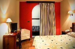 Suite junior de Hotel Zerbinetta.