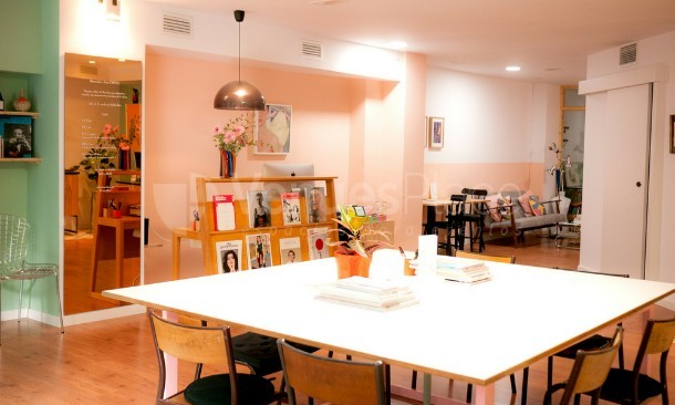 Interior 4 en Coco Coffice