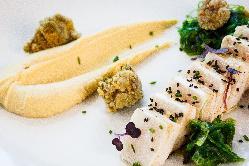 Gastronomía en Seven and Six