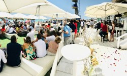 Montaje 19 en Horno Beach Club