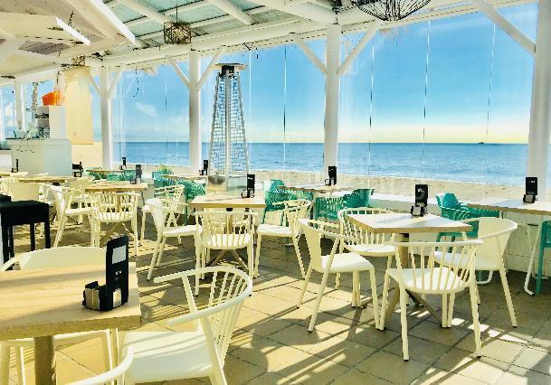 Exterior 7 en Horno Beach Club