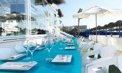 Montaje 12 en Horno Beach Club