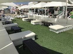 Montaje 7 en Horno Beach Club