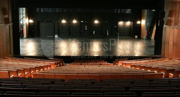 Gran Auditorio para grandes eventos en Euroforum Palacio de los Infantes