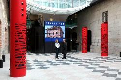Patio interior Campus Infantes Euroforum