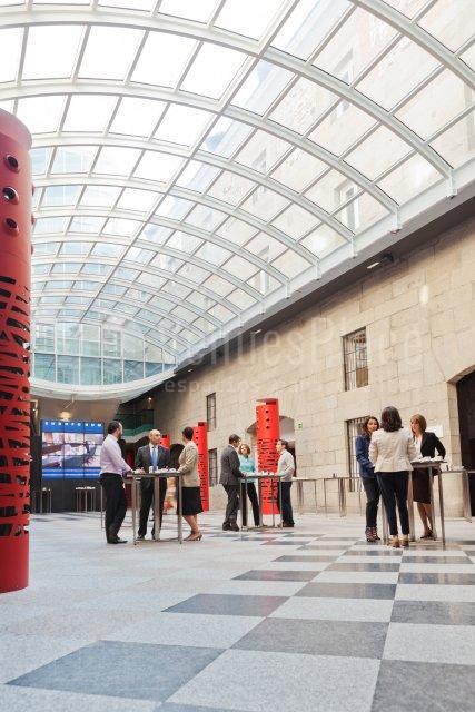Espacios increíbles para eventos únicos en Euroforum Palacio de los Infantes