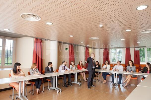 Eventos corporativos perfectos en Euroforum Palacio de los Infantes
