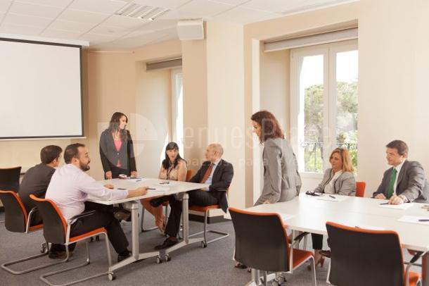 Reuniones, congresos eventos de empresa ideales en Euroforum Palacio de los Infantes