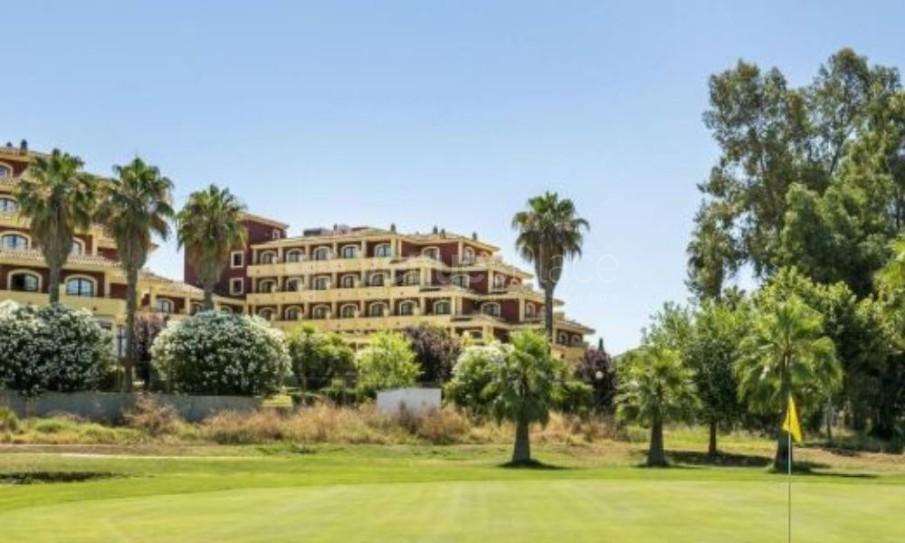 Exterior Hotel Ilunion Golf Badajoz