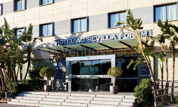Exterior 1 en AC Hotel Sevilla Fórum