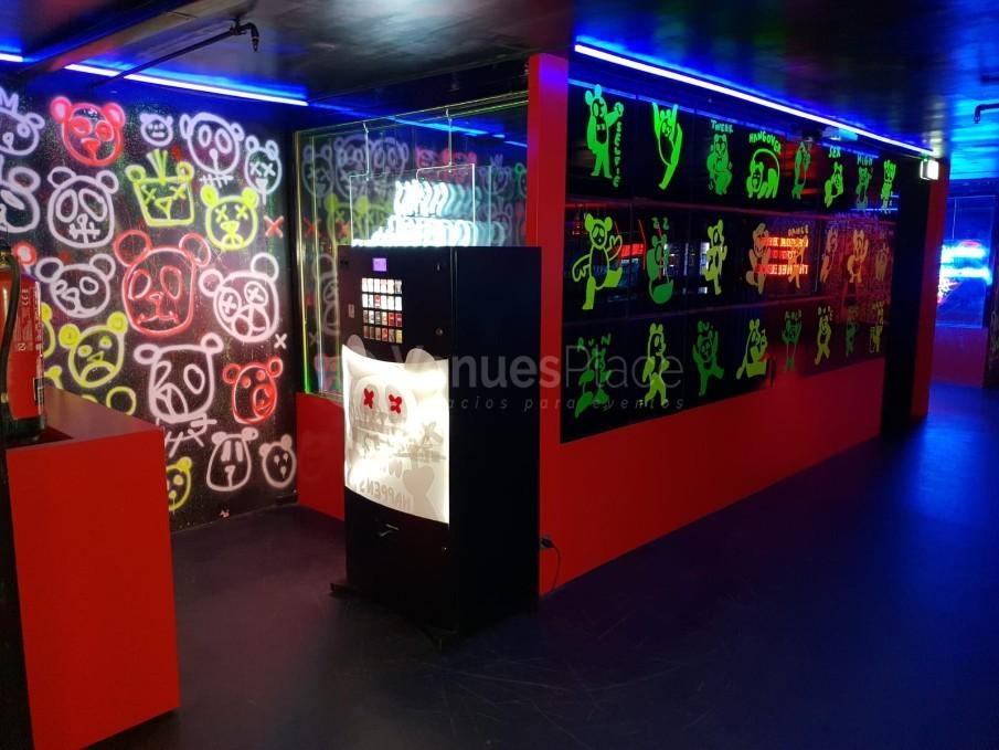Interior 23 en Panda Club