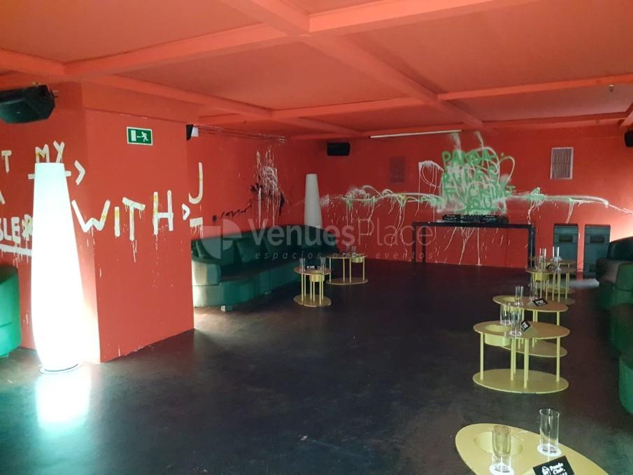 Interior 5 en Panda Club