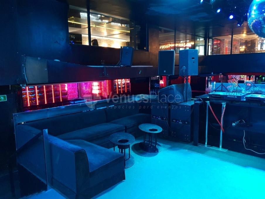 Interior 1 en Panda Club