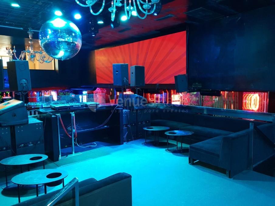 Interior 17 en Panda Club