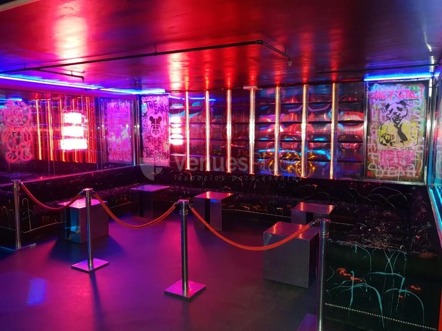 Interior 2 en Panda Club