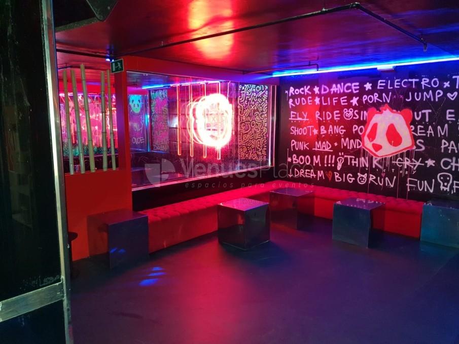 Interior 20 en Panda Club