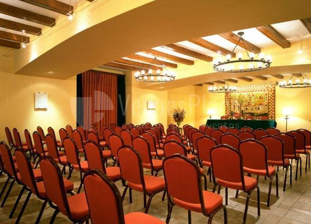 Conferencias y presentaciones en Parador de Tordesillas