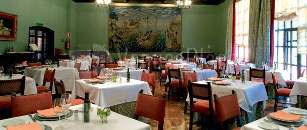 Comidas y cenas de empresa en Parador de Tordesillas