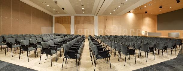Auditorio Jaime Planas distintos montajes