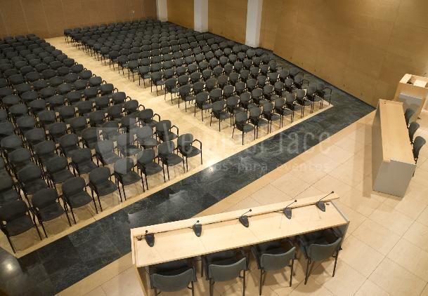 Interior 8 en Auditorio Jaime Planas