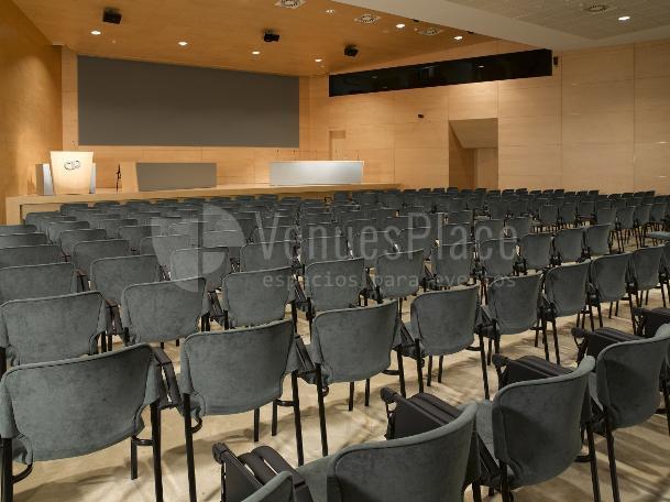 Interior 10 en Auditorio Jaime Planas