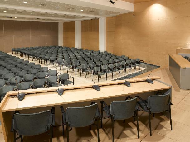 Interior 9 en Auditorio Jaime Planas