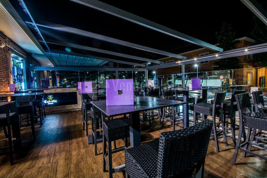 Celebra una fiesta exclusiva en Restaurante La Máquina de la Moraleja - Grupo La Máquina