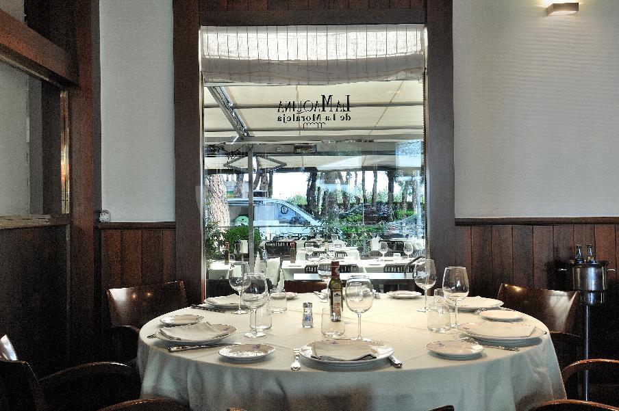 Comidas y cenas de empresa privadas en Restaurante La Máquina de la Moraleja - Grupo La Máquina