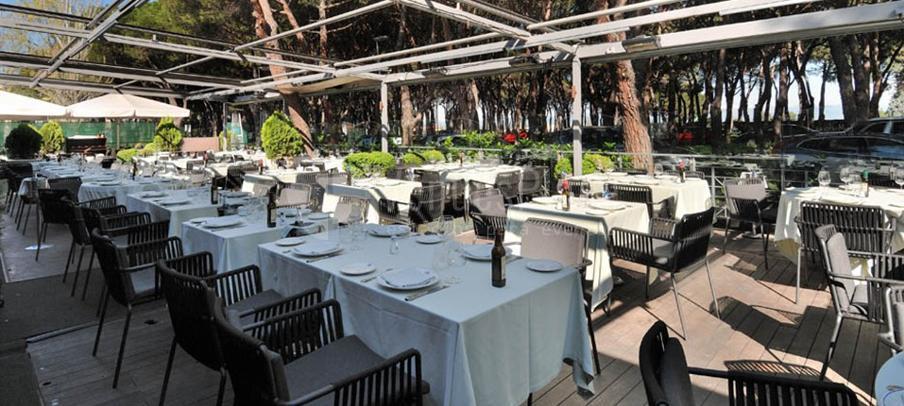 Cocina española de primera calidad para tu evento en el Restaurante La m?quina de la Moraleja