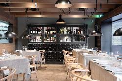 Restaurante La Máquina Chamberí - Grupo La Máquina en Comunidad de Madrid