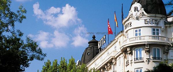Hoteles para eventos en España