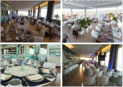 Restaurant Sea Hall en Go Beach Barcelona