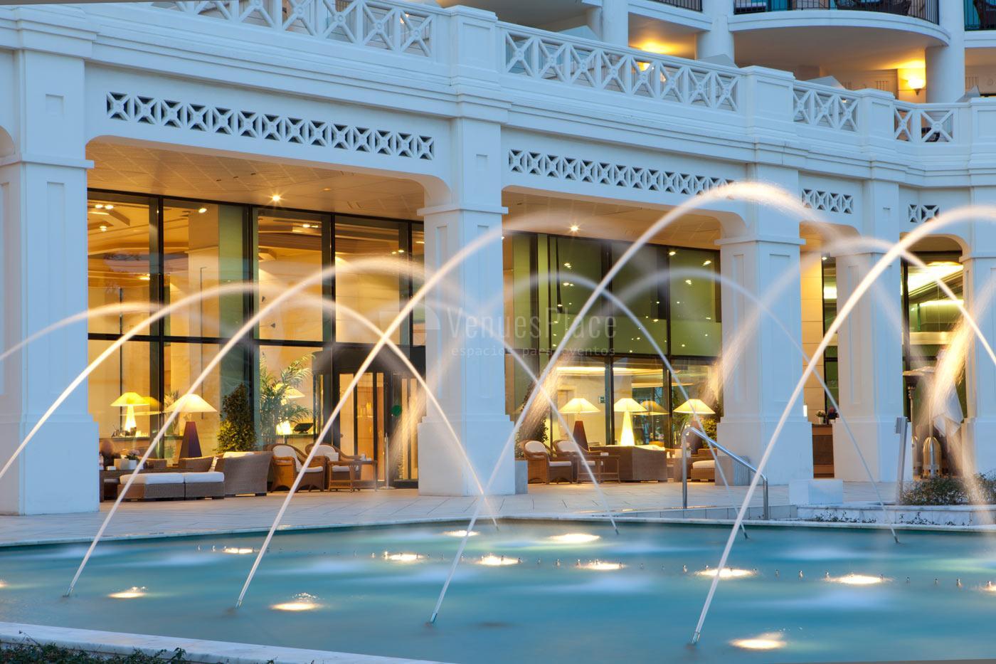 Exterior 2 en Las Arenas Balneario Resort