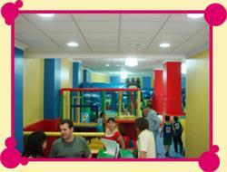 Planeta Magic Albacete Parque Infantil